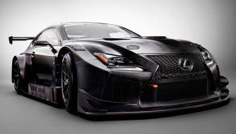El Lexus RC F GT3: nueva arma para la competición