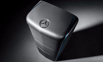 Aspecto de las baterías para el hogar de Mercedes – SoyMotor.com
