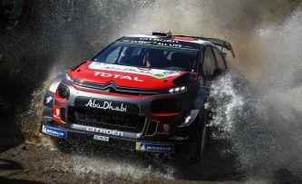 Kris Meeke en el Rally de México 2018 - SoyMotor.com