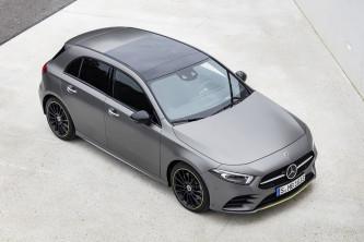 El nuevo Mercedes Clase A es el gran lanzamiento de la marca en 2018 - SoyMotor