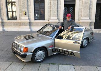 Mercedes Lauda - SoyMotor.com