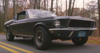 Ford Mustang Bullitt - Soymotor.com