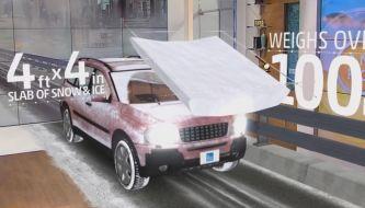 Conducir con nieve en el techo puede salirte muy caro - SoyMotor.com