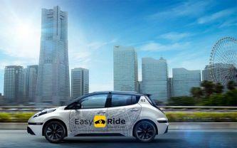 Nissan lanzará un sistema de taxis autónomos denominado Easy Ride - SoyMotor.com