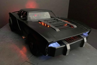 Nuevo Batmóvil - SoyMotor.com