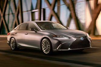 Lexus ES 2018: ya conocemos su exterior - SoyMotor.com