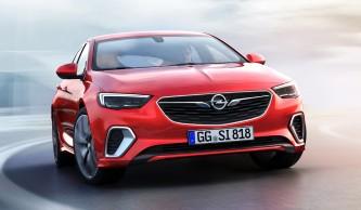 El Opel Insignia GSi será la variante más prestacional de la berlina alemana - SoyMotor