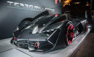 El Lamborghini Terzo Millennio puede ser uno de los superdeportivos construidos sobre la plataforma SPE - SoyMotor