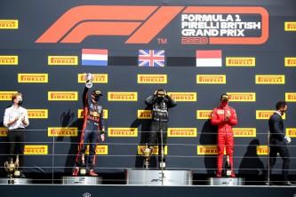 GP de Gran Bretaña F1 2020: rueda de prensa del domingo - SoyMotor.com