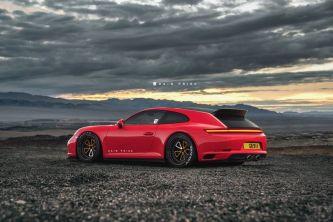 Porsche 911 Shooting Brake - SoyMotor.com