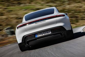 El Porsche Taycan ya supera al 911, pero no puede con los SUV - SoyMotor.com