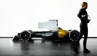 Imagen de Renault y Marta García con el RS.2027 Vision - SoyMotor.com