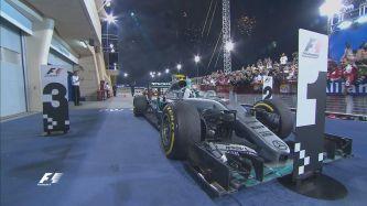 Nico Rosberg gana la segunda carrera de la temporada - LaF1