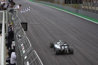Con su victoria en Interlagos, Rosberg se aseguró el subcampeonato en el Mundial - LaF1