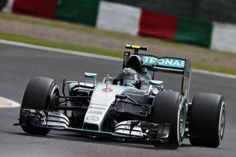 Rosberg logró su segunda Pole de la temporada por un margen justísimo sobre Hamilton - LaF1