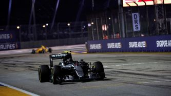 Rosberg consigue la victoria y se pone líder del mundial con una ventaja de ocho puntos frente a Hamilton - LaF1