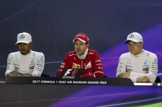 GP de Baréin F1 2017: Rueda de prensa del domingo - SoyMotor