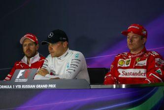 GP de Rusia F1 2017: Rueda de prensa del domingo - SoyMotor
