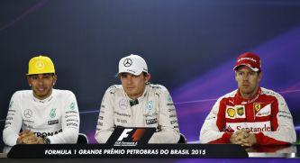 Rueda de prensa del Gran Premo de Brasil - LaF1