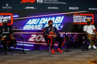 GP de Abu Dabi F1 2020: Rueda de prensa del domingo - SoyMotor.com