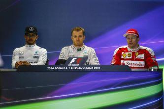 Doblete de Mercedes y Räikkönen tercero - LaF1