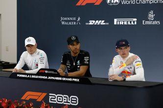 Rueda de prensa del domingo en el GP de Japón - SoyMotor