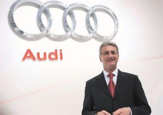 Detenido el presidente de Audi, Rupert Stadler, por el caso de las emisiones