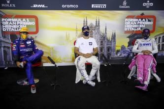 GP de Italia F1 2020: Rueda de prensa del domingo - SoyMotor.com
