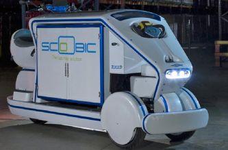 Scoobic: el eléctrico de Carrefour que limpiará el aire de Madrid y salvará vidas