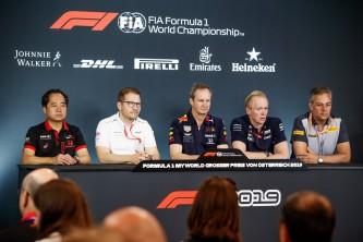 GP de Austria F1 2019: Rueda de prensa del viernes – SoyMotor.com