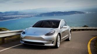 Tesla Model 3 - SoyMotor