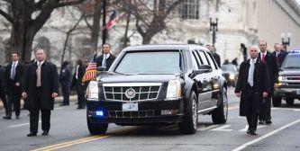 ¡Abran paso, ensanchen calles, llega Trump y su Cadillac One! - SoyMotor.com
