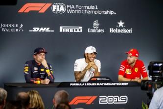 GP de Hungría F1 2019: Rueda de prensa del domingo - SoyMotor.com