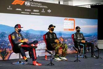 GP de Hungría F1 2020: rueda de prensa del domingo - SoyMotor.com