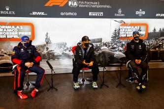 GP de Eifel F1 2020: rueda de prensa del domingo - SoyMotor.com