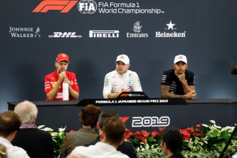 GP de Japón F1 2019: rueda de prensa del domingo - SoyMotor.com