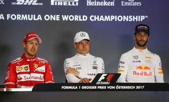 GP de Austria F1 2017: Rueda de prensa del domingo - SoyMotor.com