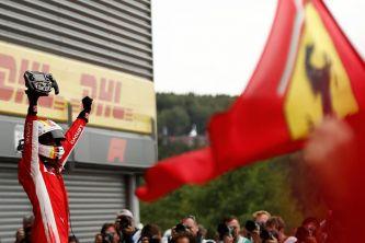 Sebastian Vettel, victorioso en el GP de Bélgica - SoyMotor