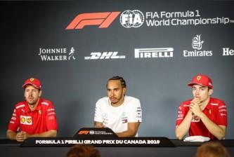 GP de Canadá F1 2019: Rueda de prensa del domingo - SoyMotor.com