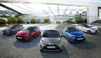 La gama 2018 del Toyota Yaris ya está disponible en la red de concesionarios de la marca - SoyMotor