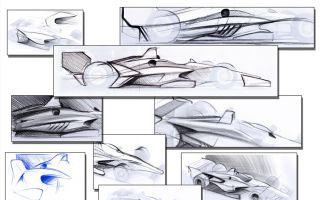 Así serán los IndyCar a partir de 2018