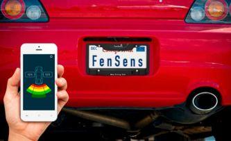 FenSens: el sensor de aparcamiento universal por menos de 150 euros