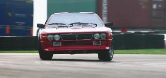 El Lancia 037 es protagonista en 'The Grand Tour'