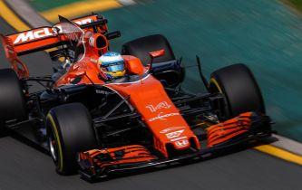 """Alonso: """"No es ninguna reacción si no estamos entre los seis primeros"""""""