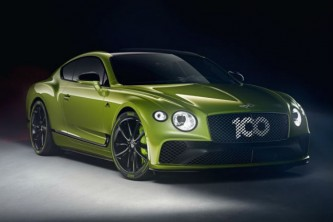 Bentley Continental GT Pikes Peak Edition: homenaje al récord