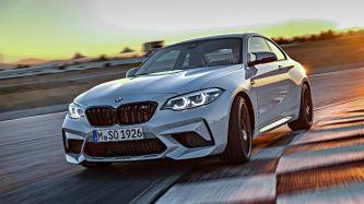 BMW M2 Competition: el coupé bávaro se supera