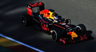 Red Bull avisa a Mercedes: Análisis Libres 1 y 2 GP Bélgica