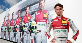Müller y De Vries probarán la Fórmula E en un test con Audi
