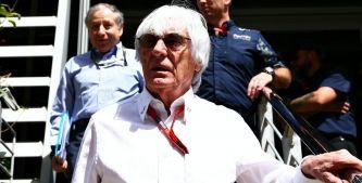 """Ecclestone sobre Alonso y Mercedes: """"Es posible"""""""