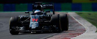"""Alonso, séptimo: """"Muy contento por ser el primero del resto"""""""